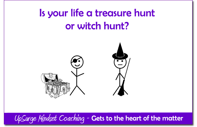 UpSurge Coaching Treasure Hunt