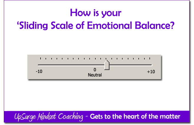 UpSurge Coaching Emotional Balance