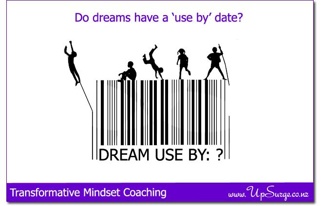 UpSurge Coaching Pursuing Dreams