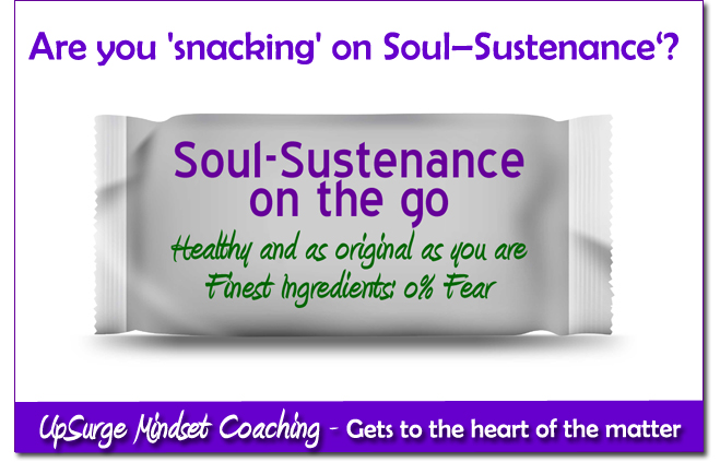 UpSurge Mindset Coaching Soul-Sustenance