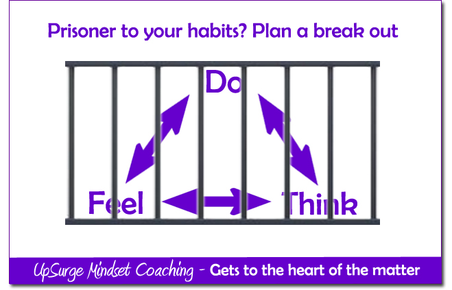 UpSurge Coaching - break free from your habits