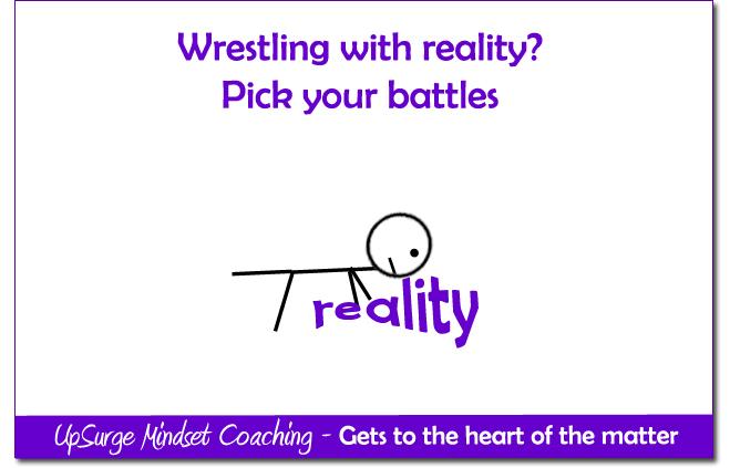 Upsurge Coaching wrestling reality